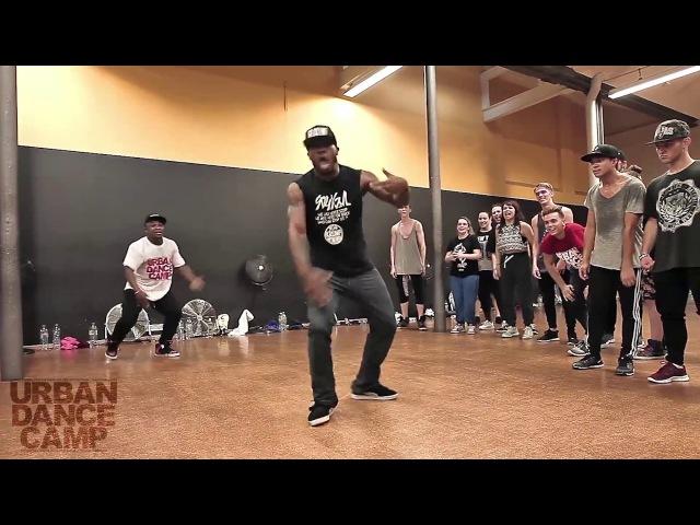 Ante Up - Busta Rhymes / Tight Eyez Choreography Freestyle / 310XT Films / URBAN DANCE CAMP