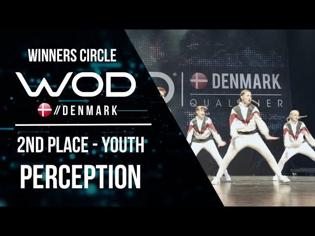 Perception   2nd Place Youth   Winner Circle   World of Dance Denmark Qualifier 2017   WODDK17