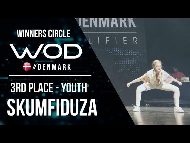 Skumfiduza   3rd Place Youth   Winner Circle   World of Dance Denmark Qualifier 2017   WODDK17