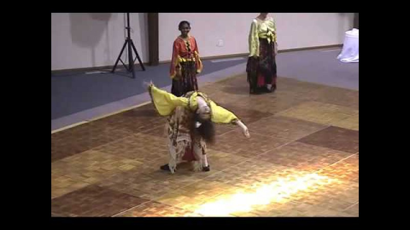 Mountian International Dance Company - Dance Without Borders