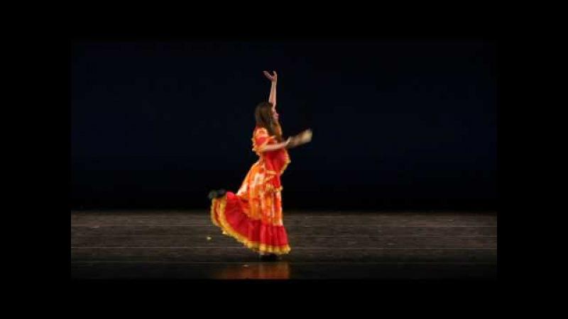 Mountian International Dance Company (2010) - Gypsy Golden Earrings