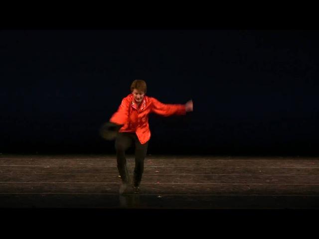Mountian International Dance Company (2010) - Romanian Gypsy solo