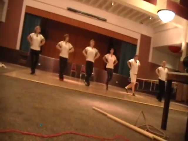 танец «Яблочко» Sailor's Dance - Vassilii Mountian choreographer