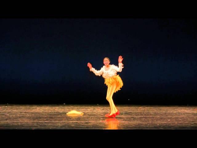 Mountian International Dance Company (2010) - Chicken dance