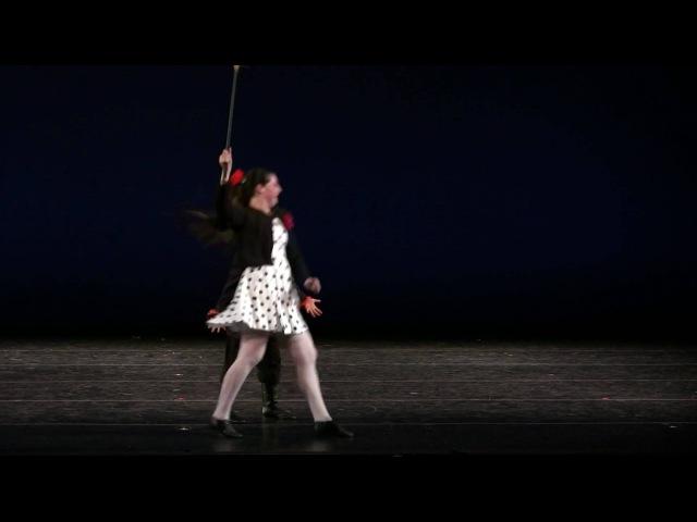 Mountian International Dance Company (2010) - Siblings rivalry dance