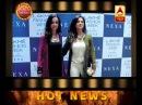 Lakme Fashion Week: Drashti Dhami, Sanaya Irani pose together for shutterbugs