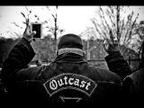 OUTCAST- единственная полностью черная банда байкеров.