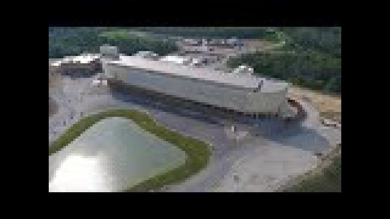 TDW 1492 - Inside FULL SIZE Noahs Ark