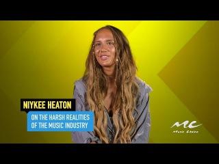 Niykee Heaton on the Harsh Realities of the Music Industry