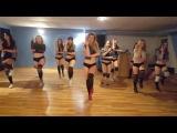 TWERK choreography by ZARA Klaudia Zaremba Fetty Wap - 679 (Beau Di Angelo Remix) Wazzup! DS
