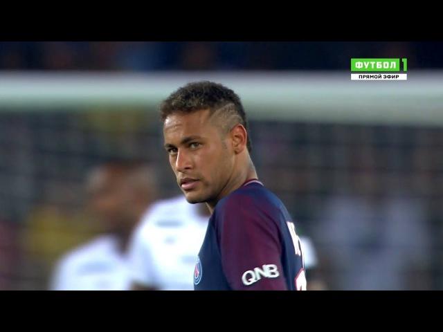 Neymar vs Saint-Étienne Home HD 1080i (25/08/2017) by MNcomps