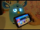 Новый Furby Connect Ферби Коннект Саша Леся Кирилл обзор Игрушки