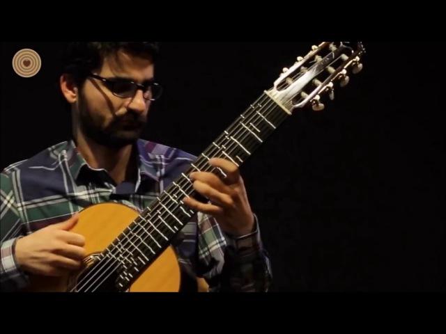 Fidayda Tolgahan Çoğulu Microtonal Guitar