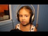 Алиса Шаренкова  6 лет  песня В. Цоя Кукушка   Video version J K Studio 1