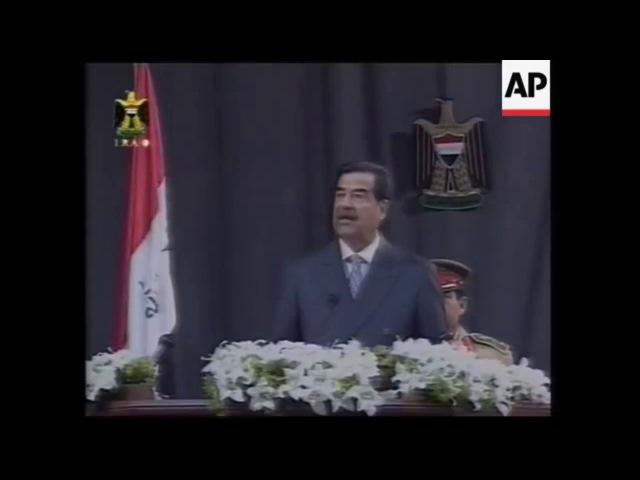 Мистер Кредо. Саддам Хусейн (клип)