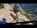 HE WARNED US Ben Jones Mont Blanc Enduro Day 2 part 3