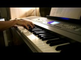 Александра Цыденжапова (a_tsi) - piano cover Вахтёрам (Бумбокс)
