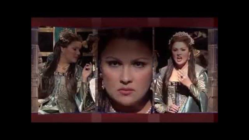 """Anna Bolena"" di Gaetano Donizetti (Wiener Staatsoper, Netrebko, Garanca, D'Arcangelo, dir. Pidò)"