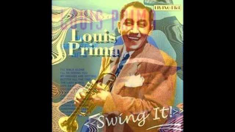 Louis Prima His Orchestra with Keely Smith - The Bigger The Figure