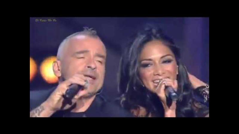 Eros Ramazzotti Nicole Scherzinger - Fino All'estasi (Live)