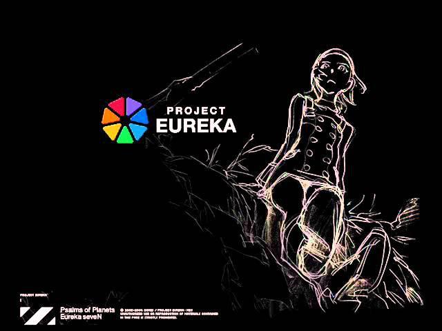 Eureka seveN OST 1 Tiger Track