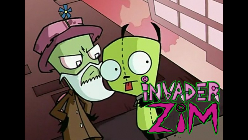 Захватчик Зим / Invader Zim s01e05