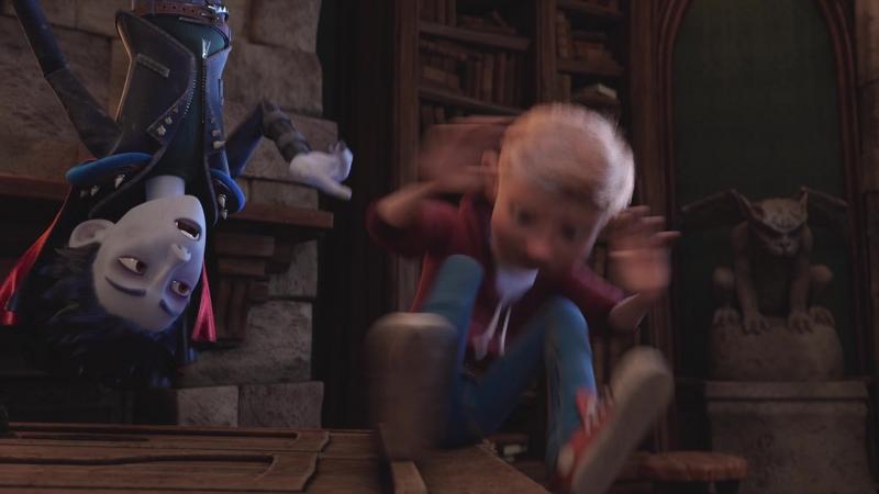 Маленький вампир / The Little Vampire 3D.Русский трейлер (2017) [1080p]