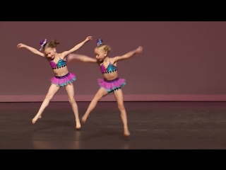 Dance Moms_ Full Dance_ Elliana and Lillianas Twisted Two Duet