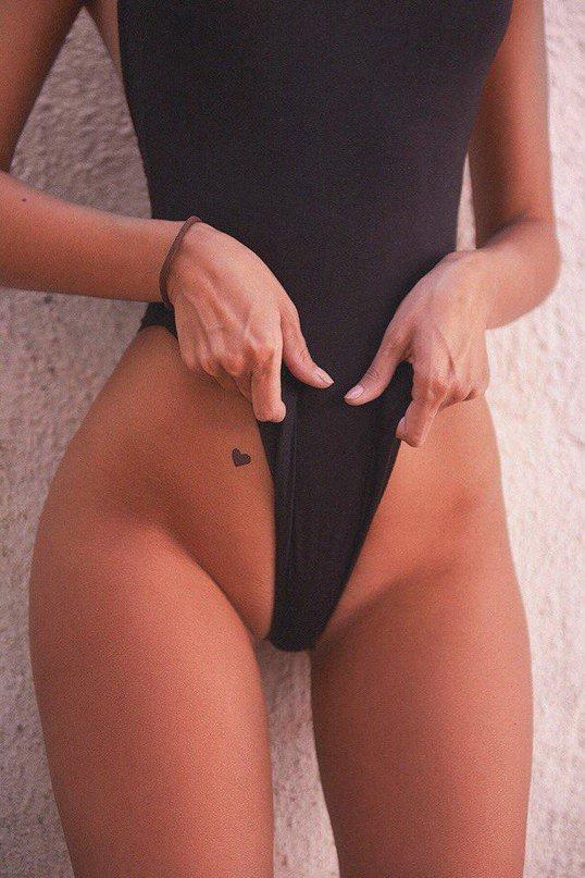Fuck girl bikini tight public