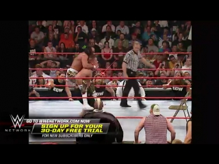 John Cena vs. Sabu - Extreme Rules Lumberjack Match: Vengeance 2006 (WWE Network Exclusive)