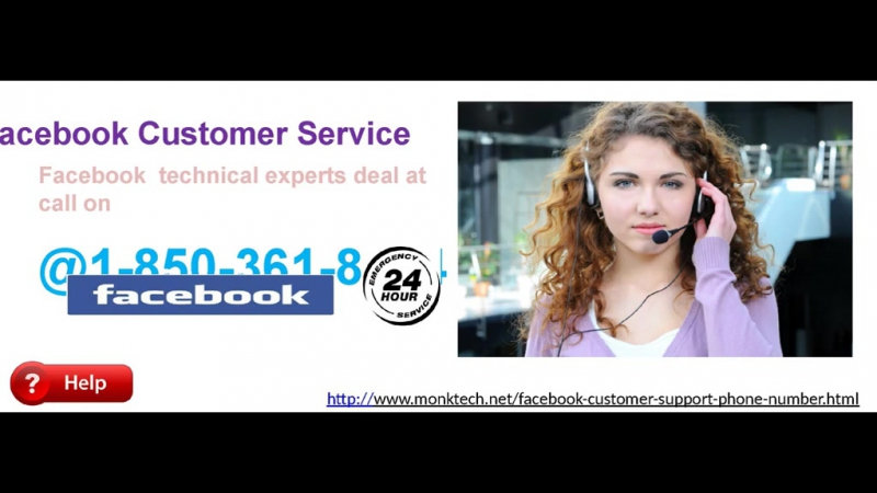 Facebook Customer Service 1-850-361-8504 Has Become Popular Nowadays