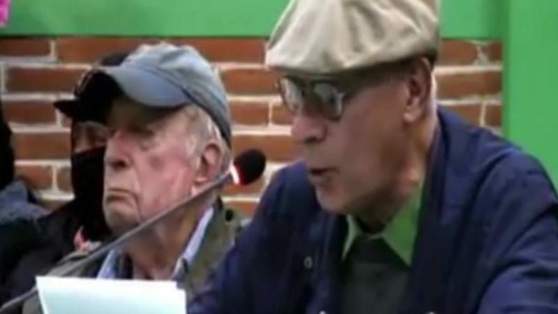 La CIA agencia de terrorismo global del estado norteamericano, Gilberto López y Rivas en Los muros del capital... EZLN