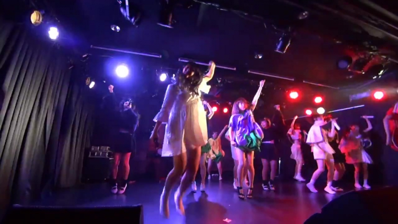 「AQBI DIG 02」 クリムゾン印刷総出演コラボ 2016_07_23 下北沢GARDERN