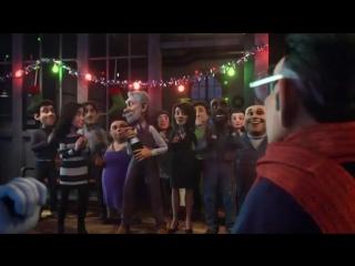 Добрый рождественский ролик о том, что чудеса случаются!