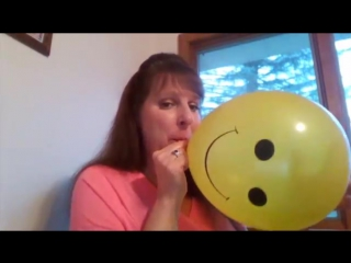 SugarSweetz - Smiley Face Balloon Fun