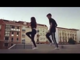 Amazing Couple#2 _ ShuffleDance#2 _ Song(Cat Dealers - your body) SUBSCRIBETE!🙏