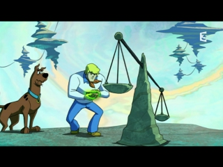 Scooby-Doo mysteres associes saison 2 épisode 25 L'Avenement de Nibiru