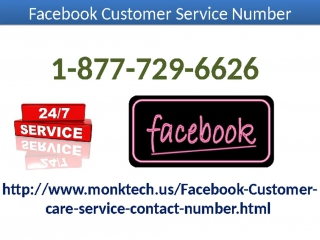 For Instant Help Call 1-877-729-6626 Contact Facebook