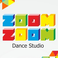 Логотип ZOOM-ZOOM / Сальса / Бачата / Танцы / Ижевск