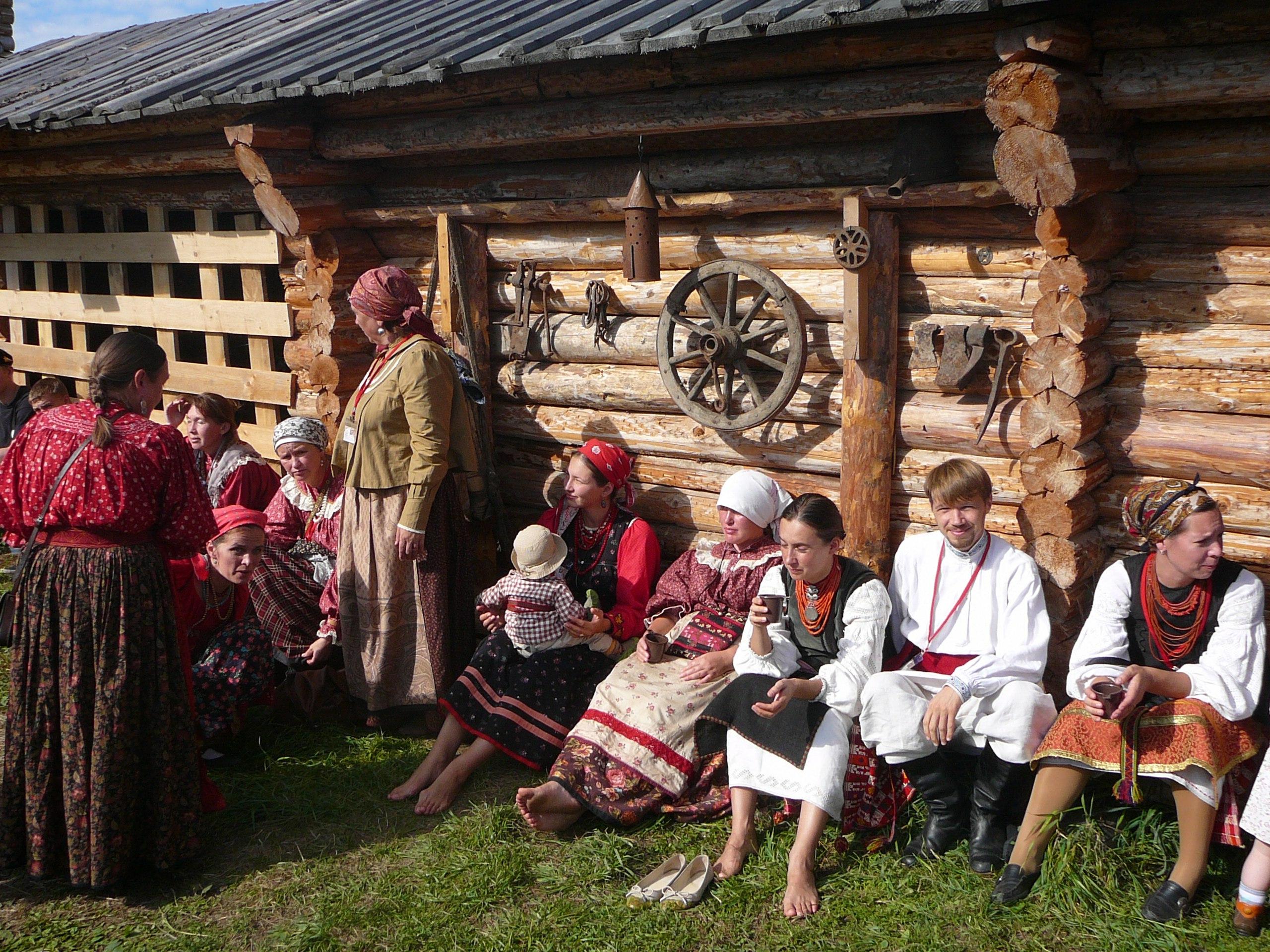 Писарев Алексей Александрович - Облик русской деревни