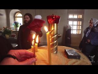 Часовня на месте захоронения трех убиенных оптинских братьев