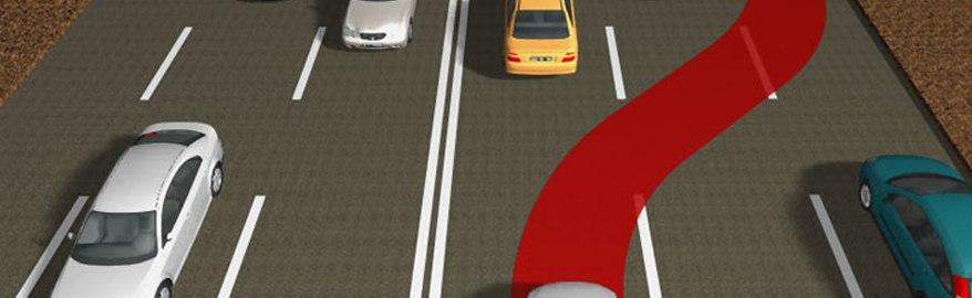 Опасное вождение: правительство одобрило введение штрафа