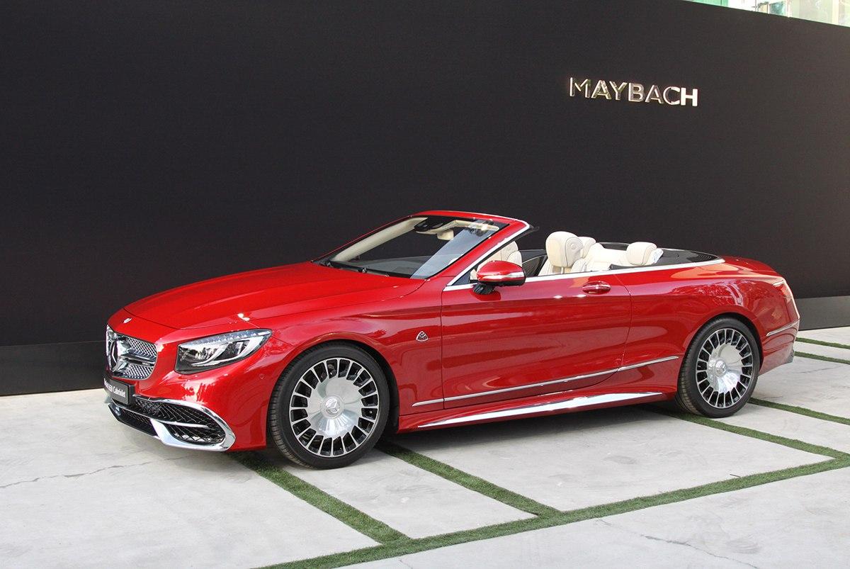 Mercedes показал самый дорогой автомобиль