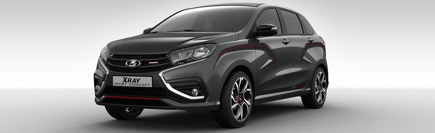 АвтоВАЗ призвал не занимать очередь за Lada XRAY Sport