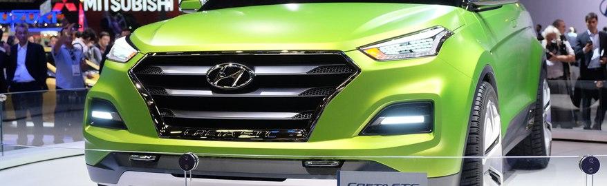 Hyundai Creta пикап — официальные фото