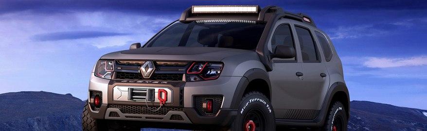 Renault создала «экстремальную» версию «Дастера»