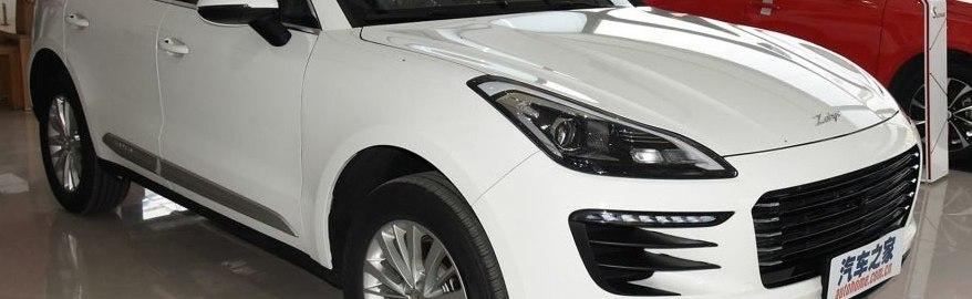 «85-процентная» копия Porsche Macan: названа цена