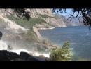 Второй водопад на водохранилище Хетчи Хетчи Hetchy Hetchy