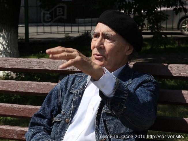 Николай Распопов, скульптор