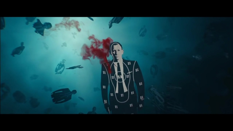 James Bond Skyfall Intro Adele - Skyfall HD